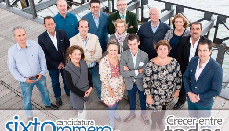Hermandad de Huelva – Candidatura de SIXTO ROMERO SÁNCHEZ a las próximas elecciones de la Hermandad de Huelva