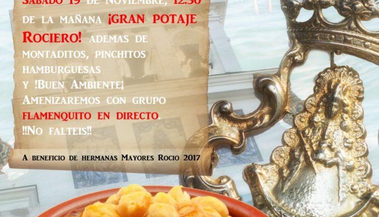 Hermandad de Isla Cristina – POTAJE ROCIERO