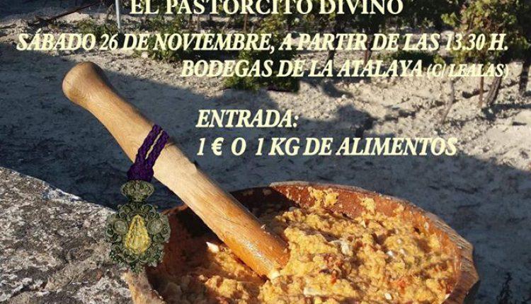 Hermandad de Jerez – V CONCURSO DE AJO CAMPERO – CONVIVENCIA DE PEÑAS