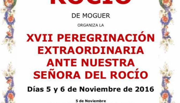 Hermandad de Moguer – XVII Peregrinación al Rocío