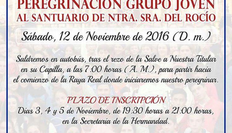 Hermandad de Olivares – Peregrinacion del Grupo Joven