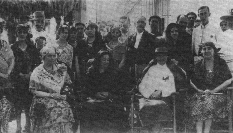 La Familia Real y el Rocío en 1925 ? 26