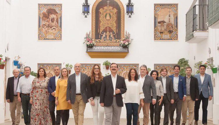 Resultado Elecciones a Junta de Gobierno de la Hermandad de Huelva