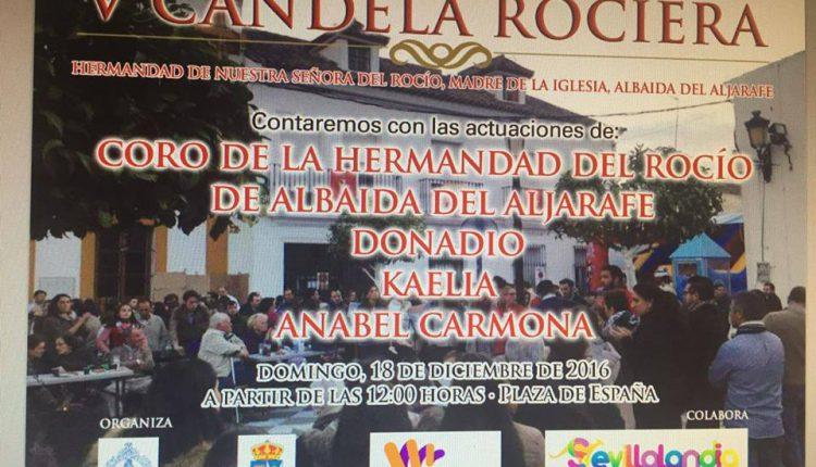 Hermandad de Albaida del Aljarafe – V Candelá Rociera