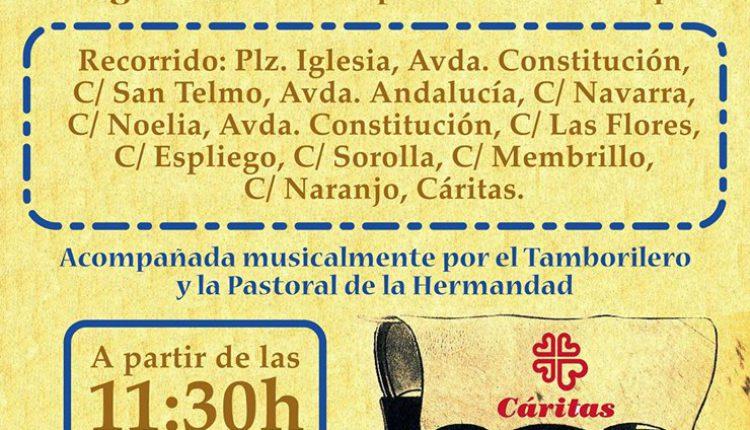 Hermandad de Arroyo de la Miel – III Carreta Solidaria