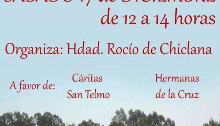 Hermandad de Chiclana – Carreta Solidaria 2016