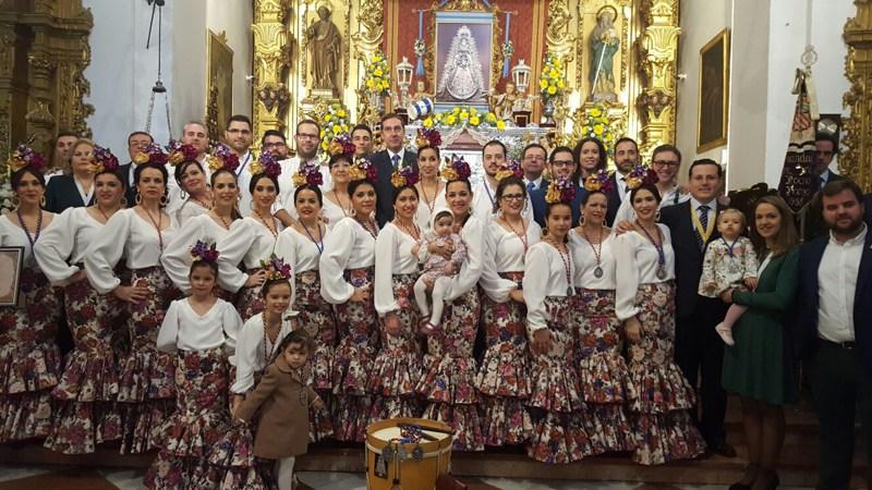 coro-la-borriquita-misa-fundacional-hermandad-rocio-montoro-coro-rociero-borriquita