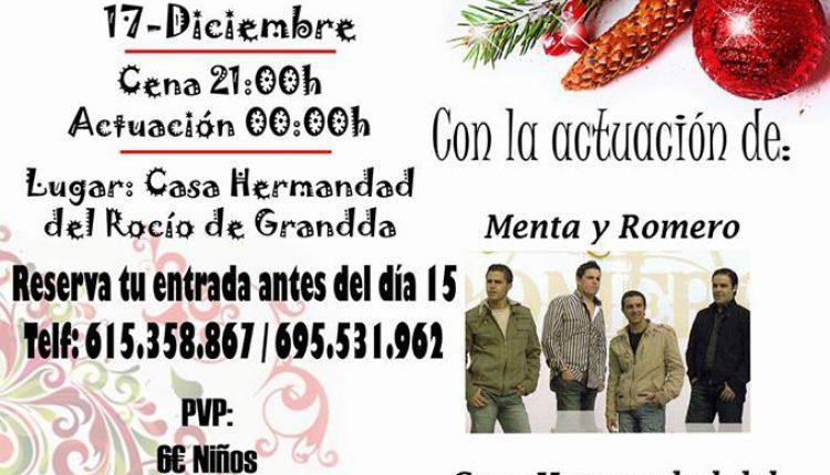 Hermandad de Granada – II Fiesta de Navidad 2016