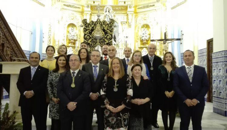 Hermandad de Isla Cristina – Toma de Posesión de la Nueva Junta