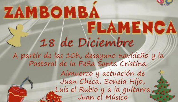 Hermandad de La Caleta – Zambombá Flamenca