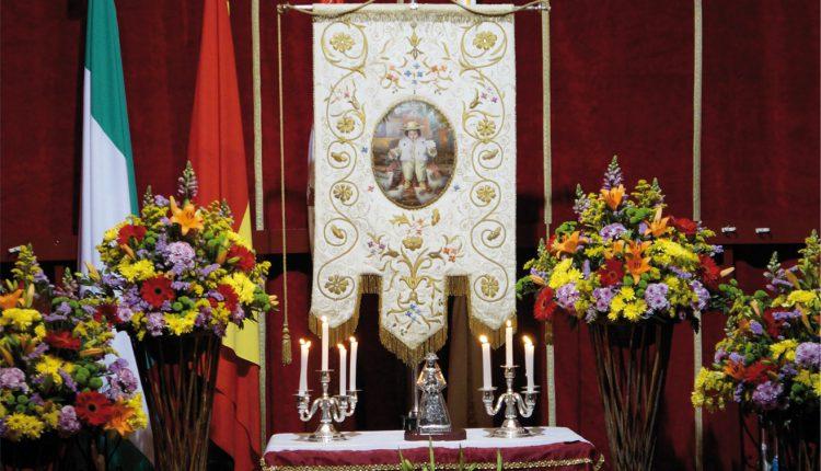 Hermandad de La Palma – Solemne Función Religiosa en Honor del Divino Pastorcito