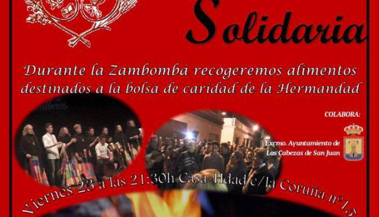 Hermandad de Las Cabezas de San Juan – V Zambomba Rociera