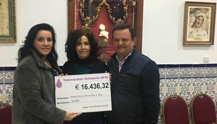 Hermandad de Lebrija – Telemaratón Solidario