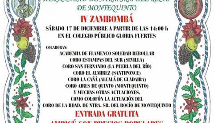Hermandad de Montequinto – IV Zambombá