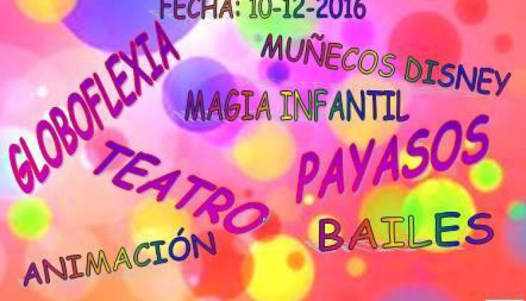 Hermandad de Rociana – I Fiesta Infantil