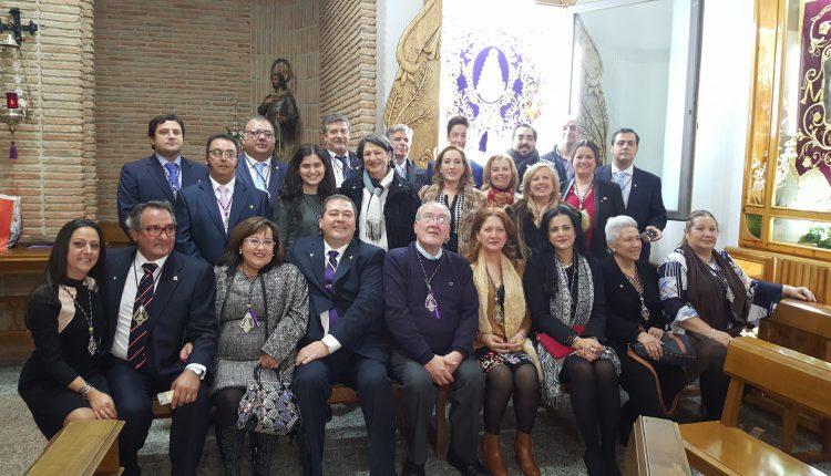 Hermandad de Jaén – Toma de Posesión de la Nueva Junta de Gobierno