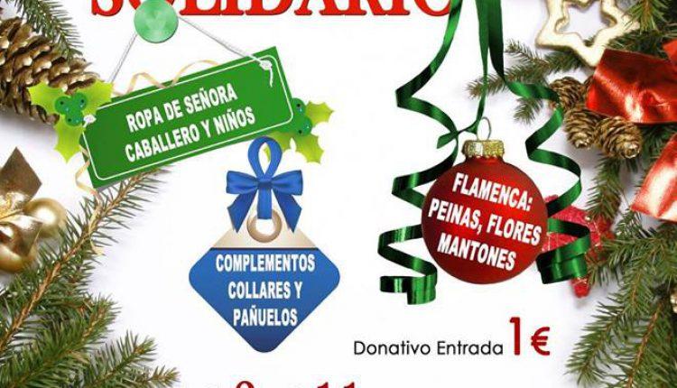 Hermandad de Sevilla – El Salvador -VI Mercadillo Solidario