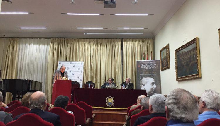 Segunda Conferencia del ciclo dedicado a Juan Francisco Muñoz y Pabón