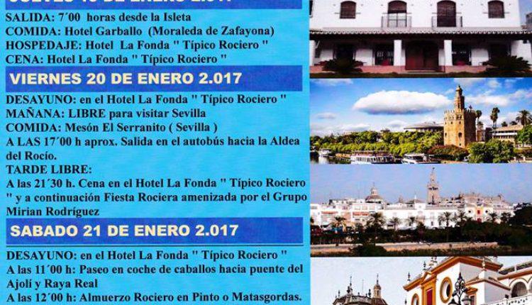 Hermandad de Benidorm – Peregrinación Extraordinaria al Rocío