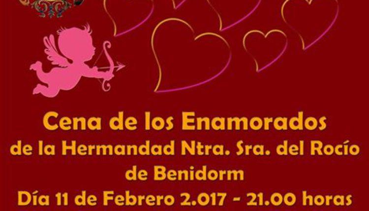 Hermandad de Benidorm – Cena de Enamorados 2017