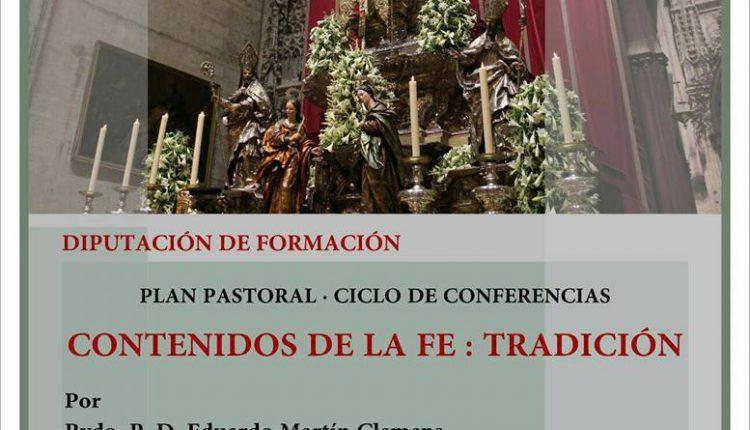 Hermandad de Triana – Plan Pastoral – Ciclo de Conferencias