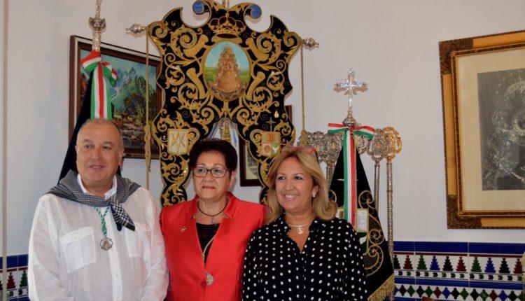 Hermandad de Cornellá – VIVENCIA ROCIERA DE ISABEL FUENTES Y JOSÉ LOZANO