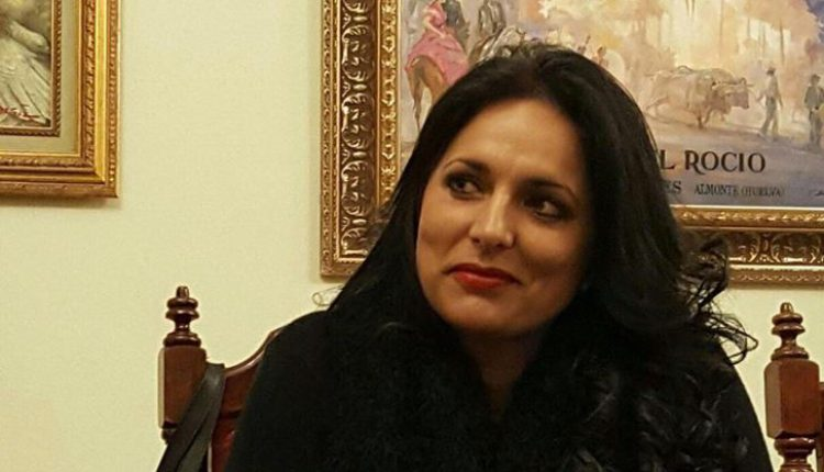 Hermandad Matriz – Doña Eva Toro Ramos Candidata a Hermana Mayor de la Romería 2017.