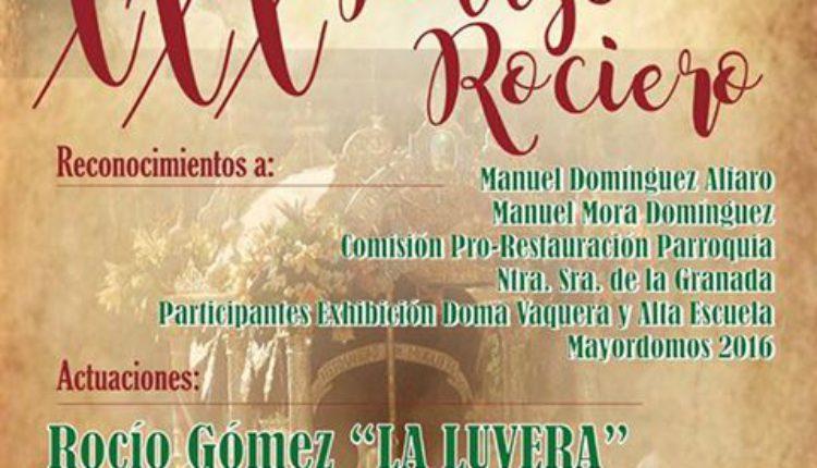 Hermandad de Moguer – XXX Potaje Rociero