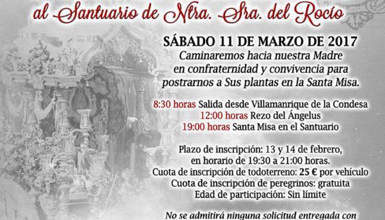 Hermandad de Olivares – I Peregrinación de las Familias al Rocío
