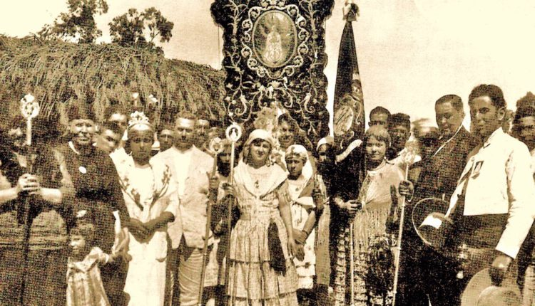 Estudio histórico sobre los orígenes del Rocío en Pilas por Julio Mayo