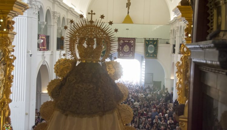 Presentación de los Niños a la Virgen del Rocío 2017 – Fotos