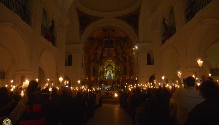 Fiesta de la Candelaria – Fiesta de la Luz en el Santuario del Rocío 2017, Fotos y Vídeo