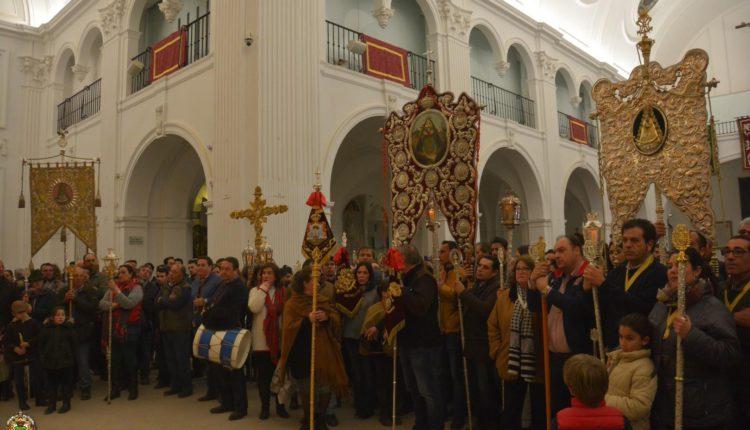 Peregrinaciones Extraordinarias de Hermandades del Rocío el sábado 18 y domingo 19 de febrero de 2017