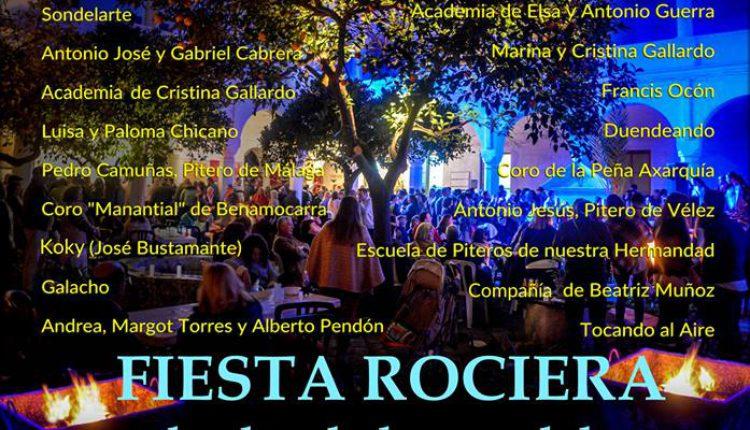 Hermandad de Vélez-Málaga – 2ª Fiesta de la Luz Candelaria aplazada al 4 de marzo
