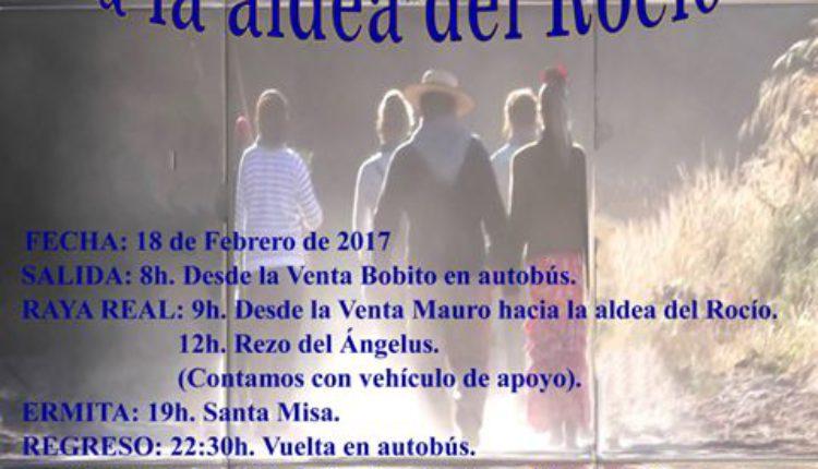Hermandad de Valencina de al Concepción – Peregrinación al Rocío 2017