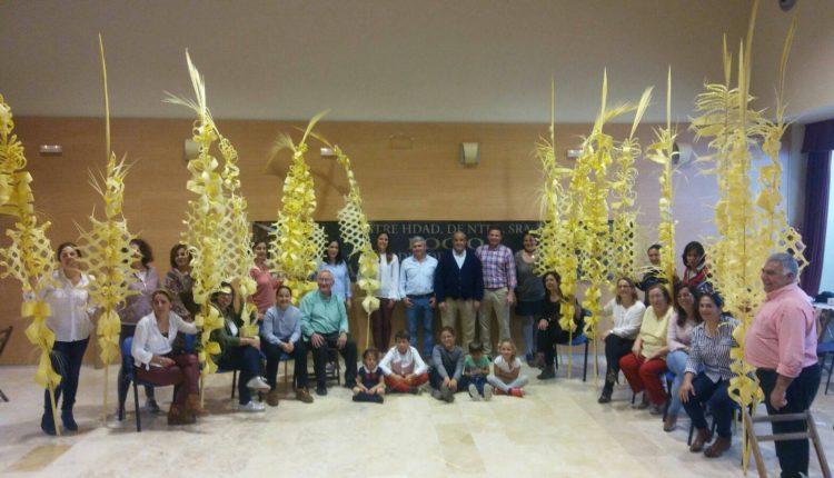 Hermandad de Albaida del Aljarafe – I Taller de Palmas Rizadas
