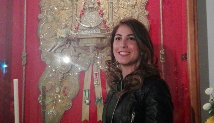 Hermandad de Escacena – Maria Jose Calero Castro nueva Presidenta de la Hdad.