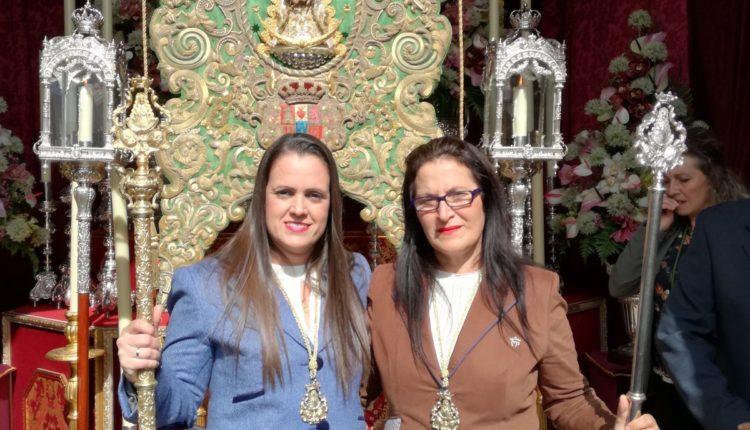 Hermandad de Isla Cristina – Las Hermanas Mayores con Huelva y Comienzo de la Salve