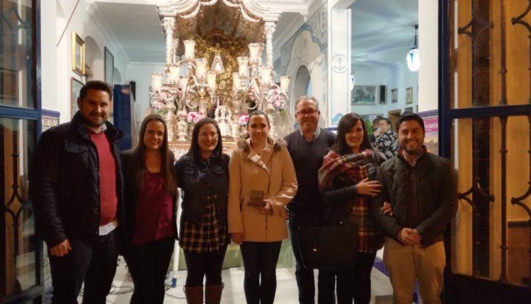 Hermandad de Isla Cristina – ROCÍO PERELES CANTA LA SALVE