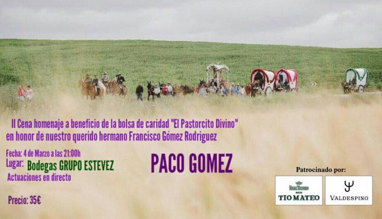 Hermandad de Jerez – II Cena Homenaje a Beneficio de la Bolsa de Caridad