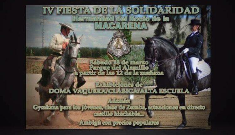 Hermandad de La Macarena – IV Fiesta de la Solidaridad