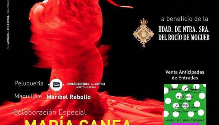 Hermandad de Moguer – Desfile de Moda Flamenca