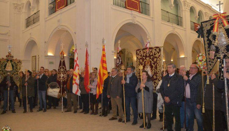 Peregrinaciones Extraordinarias de las Hermandades del Rocío del domingo 26 de marzo de 2017
