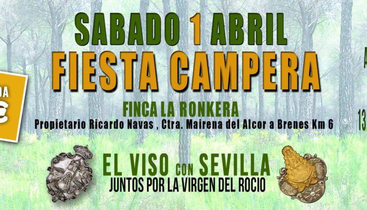Hermandad de Sevilla-El Salvador – Fiesta Campera
