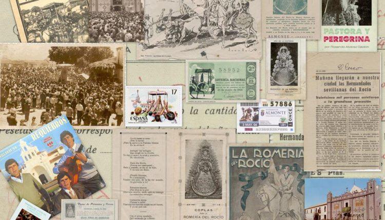 """EXPOSICIÓN """"CIEN AÑOS DE DOCUMENTOS ROCIEROS"""""""