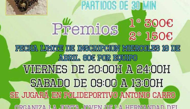 Hermandad de Ayamonte – I Maratón Rociero de Futbol Sala