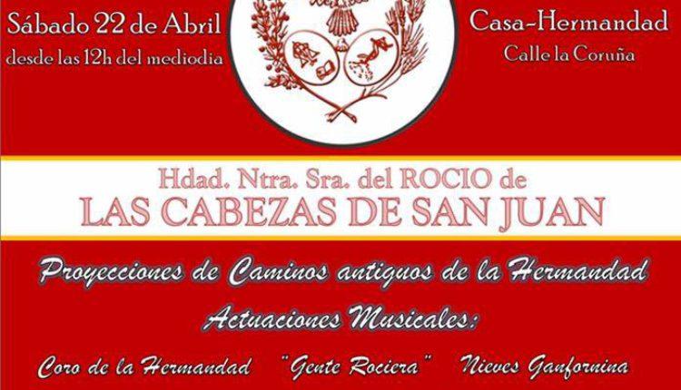 Hermandad de Las Cabezas – Encuentro Rociero y Desfile de Moda Flamenca