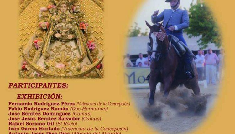 Hermandad de Valencina – VII Exhibición de Doma Vaquera