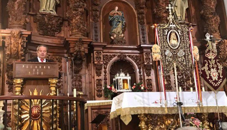 Hermandad de Toledo – D. Jesus María García Hueto Pregonero del Rocío 2017