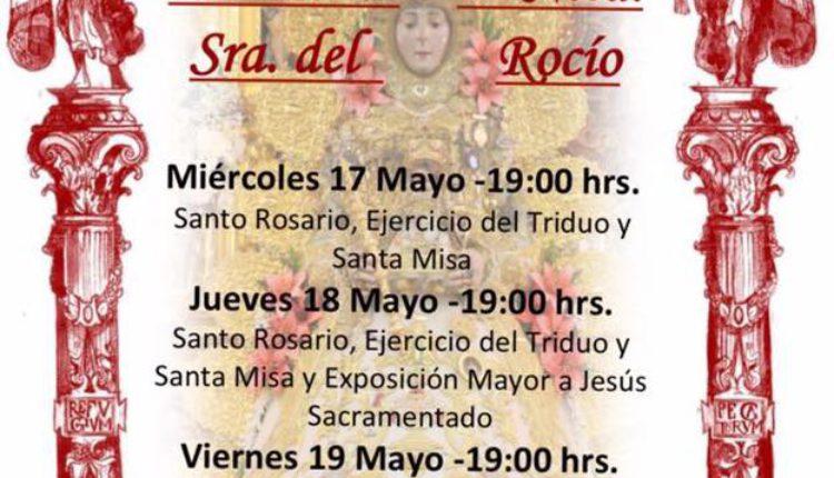 Hermandad de San Sebastián de los Reyes – Solemne Triduo 2017